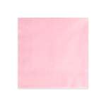 Middagsserviett, Light Pink, 20-p