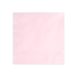 Middagsserviett, Light Powder Pink, 20-p