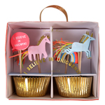 Cupcake kit, Unicorn