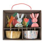 Cupcake kit - Happy Bunny