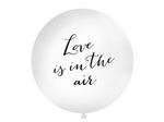 Stor ballong - Love is in the air