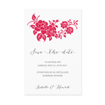 Save-the-date,  Lovely Elegance