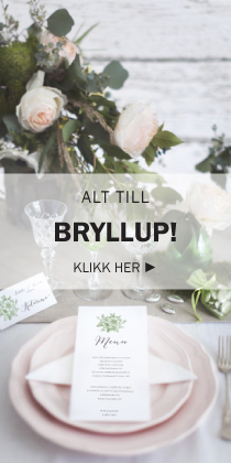Allt for bryllup